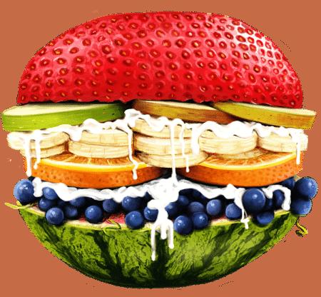 صورة , الغذاء الصحي , السمنة