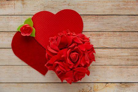صورة , ورد , قلب , امتلاك قلوب الآخرين