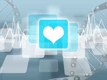 صورة , متلازمة القلب المكسور , جلطات القلب