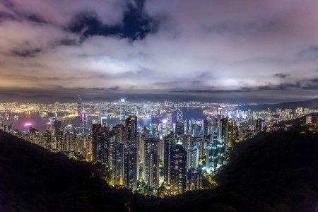 هونج كونج ، الصين ، فنادق ، آيكون ، هونج كونج سكاي ، ذا رويال عاردن ، الخدمات الفندقية