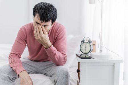 صورة , الأرق , إضطرابات النوم الشائعة