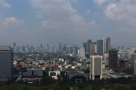 جاكرتا ، إندونيسيا ، الفنادق ، برج مانوس ، سيتو باباكان ، راغونان