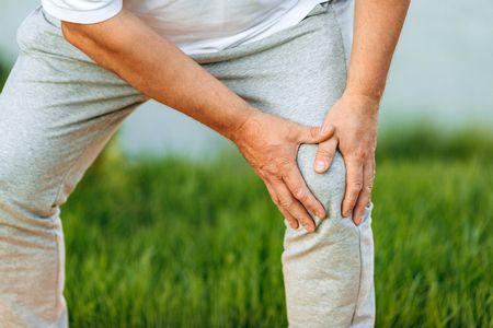صورة , صحة الركبة , رجل , صحة الركبة