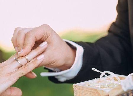 صورة , رجل , خطوبة , الزواج المدني