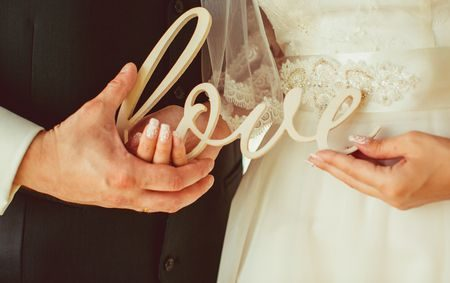 صورة , الزواج , الزوجين , الحب