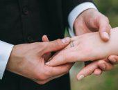صورة , الزواج , الارتباط , الزوج العنيد