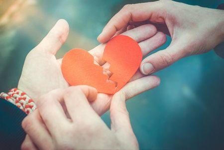 صورة , الحب , قلب , الزواج , الملل الزوجي