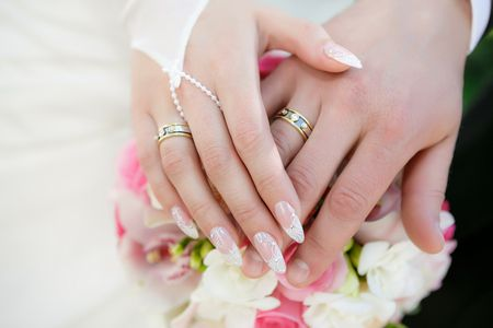 صورة , الزواج , الزوجين
