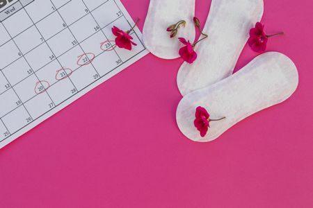 آلام , الدورة الشهرية, menstruation , صورة