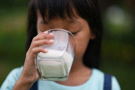 حساسية الحليب ، اللبن ، الأطفال ، الحساسية