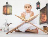 طفل مسلم ، صورة ، رعاية الأبناء