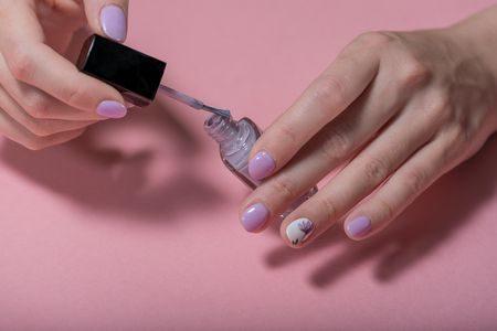 أظافر , nail , صورة