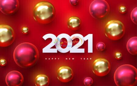 صور العام الجديد 2021