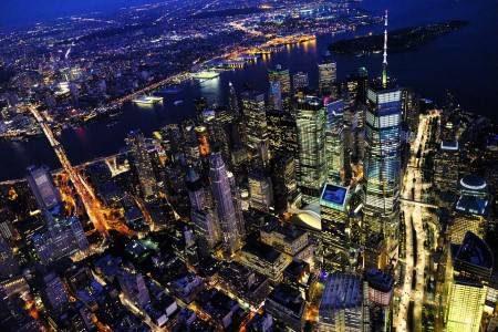 نيويورك ، تمثال الحرية ، سنترال بارك ، المتحف الأمريكي ، الفنادق ، ذا لندن ، مطعم اليمن السعيد