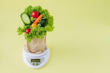 المحافظة على الوزن المثالي