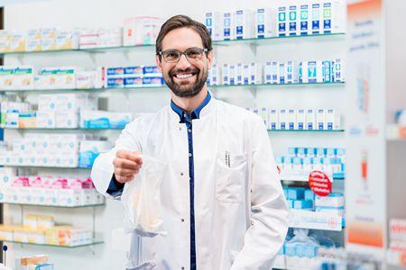 صورة , مهنة الصيدلي , صيدلية , أدوية