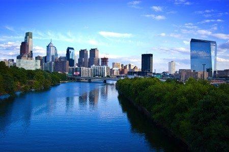 فيلادلفيا ، أمريكا ، ولاية بنسلفانيا ، قاعة الإستقلال ، جرس الحرية ، فندق ريتن هاوس ، مطعم الشام ، بيت الكباب