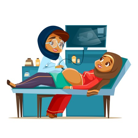 الحمل ، التهابات الحامل ، فترة الحمل ، الأدوية للحامل