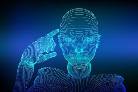 صورة , الإنسان الآلي , استخدامات الروبوت