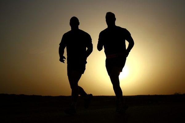 الركض, الرياضة , عدوى ,قدم الرياضيين