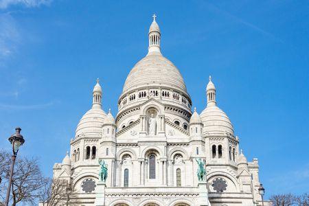 صورة , كنيسة القلب المقدس , باريس , السياحة الدينية