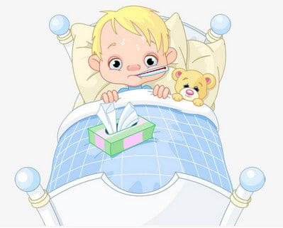 نزلة معوية،طفل مريض،صحة الأطفال،صورة