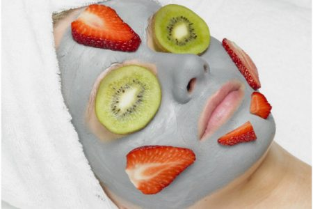 البشرة ، الغذاء ، الفيتامينات