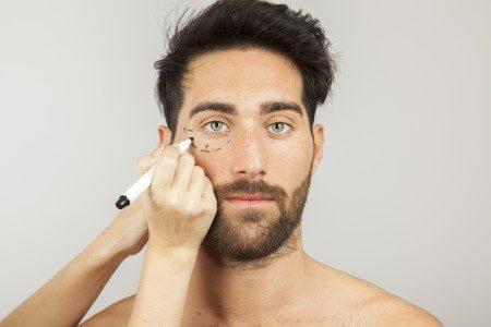 شد الوجه ، عمليات التجميل ، تجميل البشرة ، المراكز التجميلية