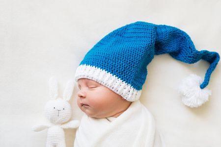 تنظيم نوم الطفل , السنة الأولى