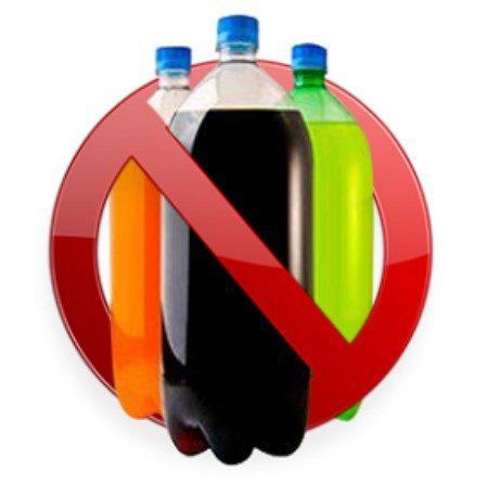المشروبات الغازية ، السمنة ، السكري ، نهيج القولون