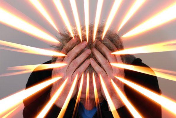 Stress, Headache,الصداع،ألم الرأس،صورة