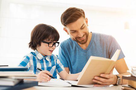تسهيل الدروس , الواجبات المدرسية