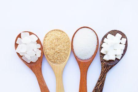 صورة , السكر , السكريات , السكر المضاف
