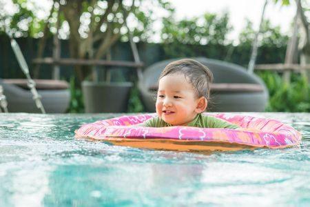 أمراض المسابح , swimming pool , الصيف ، صورة