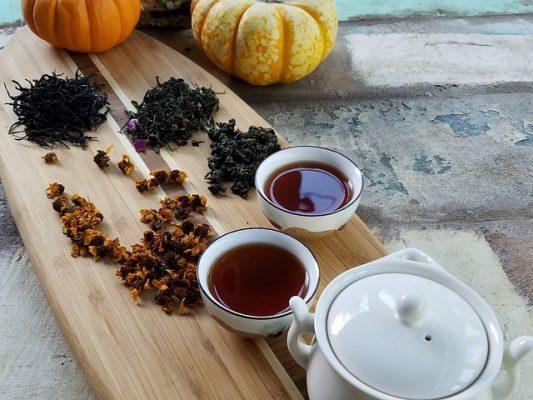 أنواع الشاي ،فوائده الشاي، الشاهي الأخضر