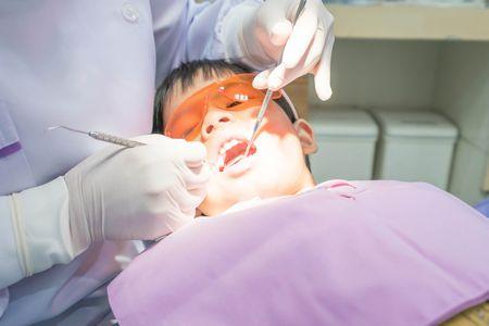 صورة , تسوس الأسنان , خلع الأسنان