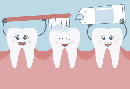 صورة , تنظيف الأسنان , مينا الأسنان