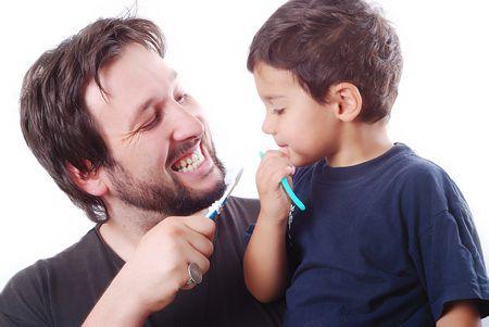 صورة , تنظيف الأسنان , العناية بالأسنان
