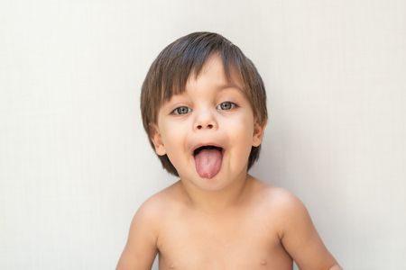 ألوان اللسان , the tongue , صورة