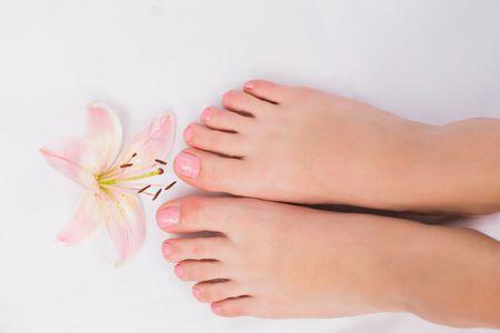 صورة , أصابع القدم , الإصبع الأكبر , النساء