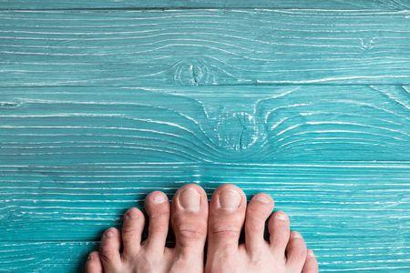 صورة , فطريات أصابع القدم