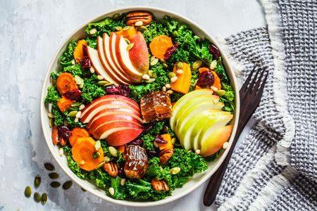أغذية مفيدة , الوقاية من سرطان الثدي , الخضروات والفواكه