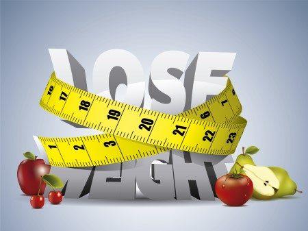 الحمية الغذائية ، انقاص الوزن ، الوزن المثالي ، الغذاء الصحي