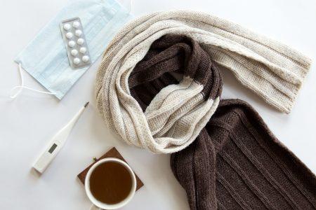 الشتاء ، أمراض الشتاء ، الأنفلونزا ، الزكام ، الرشح